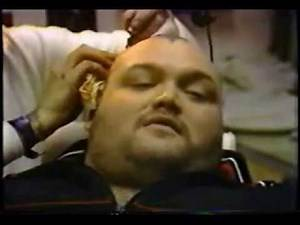 Early Bam Bam Bigelow clips from '80s Monster Factory documentary