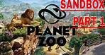 Back for more (Planet Zoo PC Sandbox ) (S2 Ep1)