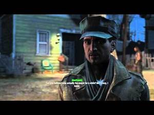 Fallout 4 - MacCready Romance ~ Pt. 1 Lonely on The Road