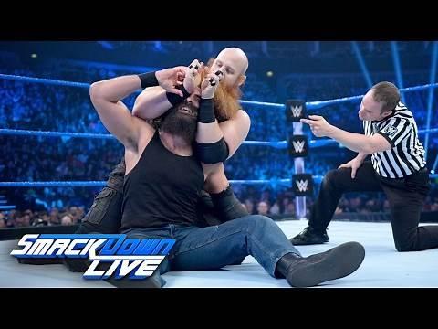 Luke Harper vs. Erick Rowan: SmackDown LIVE, May 9, 2017