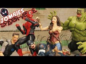 Marvel's Spider Man: Zombies In the Spider-Verse | Figure Stopmotion