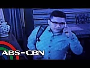 TV Patrol: Salisi, nanikwat ng gamit ng customers sa kainan, sapul sa CCTV