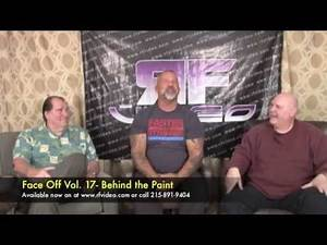 Face Off Vol. 17- Behind the Paint Preview