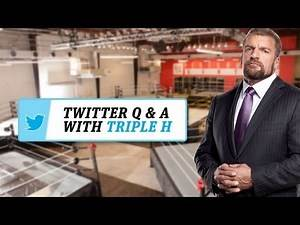 Triple H answers questions from the WWE Universe about the new WWE Performance Center