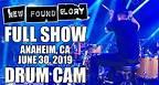 New Found Glory - Anaheim, CA - 6-30-2019 - FULL SHOW (Drum Cam)