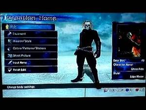 Soul Calibur 5: Marvel Ghost Rider Character Creation by Jarkar