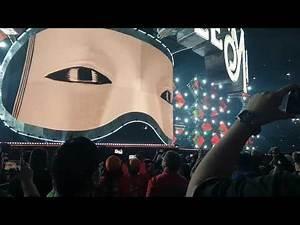 Asuka Wrestlemania 34 Entrance