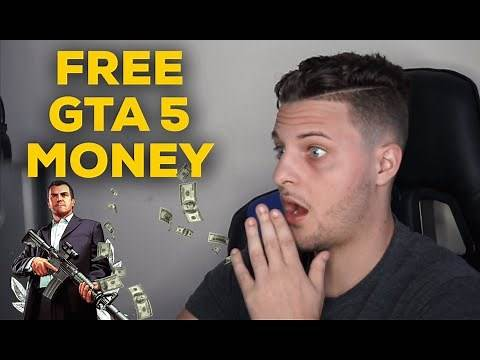 GTA 5 Money Cheat Code - How to Get FREE GTA 5 Online Money