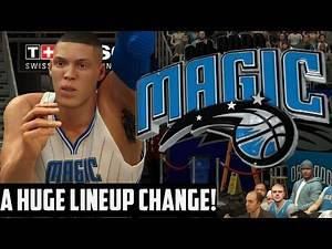 NBA 2K17 Magic MyGM | Trade Talks A Huge Lineup Change!