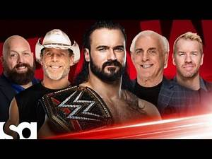 WWE RAW 9/28/2020 - FULL SHOW match highlights Review