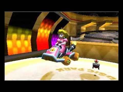 How to unlock all characters and Car Parts in Mario Kart 7 (3DS)