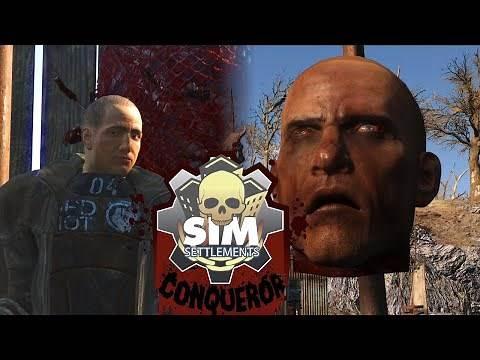 Sim Settlements: Conqueror | Fallout 4 mods Xbox One (2019)