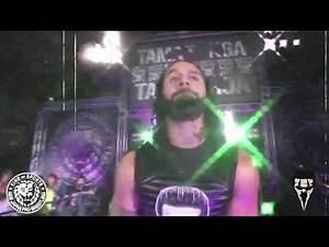 'Bad Boy' Tama Tonga & The G1 Climax 27---NJPWWORLD.COM