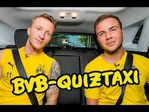 BVB Quiztaxi in Bad Ragaz 2018 - Part 1 w/ Reus/Götze, Weigl/Wolf & Pulisic/Delaney