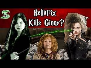 What If Bellarix Killed Ginny? Fan Fiction Re-Write