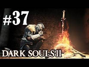 DARK SOULS 2 Walkthrough - Part 37 Dragon Shrine PS3 HD