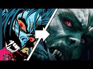 Who is Morbius and what's going on in the Morbius Trailer?