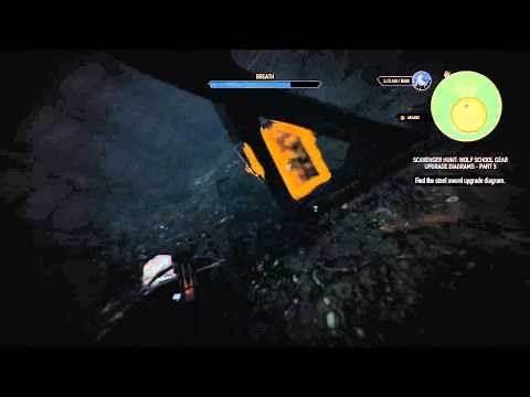 The Witcher 3 - Scavenger Hunt: Wolf School Gear Part 5 - Steel Sword