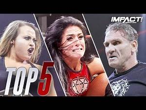 Top 5 Must-See Moments from IMPACT Wrestling for Nov 19, 2019 | IMPACT! Highlights Nov 19, 2019