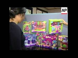 WRAP Mattel toy recall has little effect on China's domestic market, China, Phils