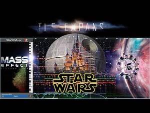 (Star Wars | The Expanse | Interstellar | Mass Effect) - Galactia II [NAVIKMusic]