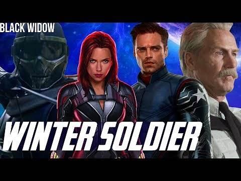 Thunderbolt Ross the True Villain of Black Widow + Taskmaster & The Winter Soldier Program