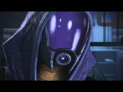 Mass Effect Trilogy: Tali Romance Complete All Scenes