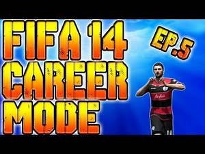 FIFA 14 CAREER MODE - LIED TO - MY PLAYER EP #05