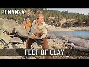Bonanza - Feet of Clay   Episode 30   WESTERN SERIES   Cowboy   Full Length