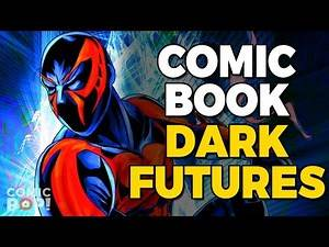 Alternate Comic Book Futures
