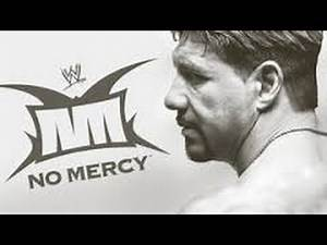 10 YEARS AGO EPISODE 105 - WWE NO MERCY 2005 REVIEW   MARC PEARSON