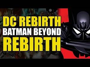The Return of The Joker Beyond (Batman Beyond Rebirth: Escaping The Grave)