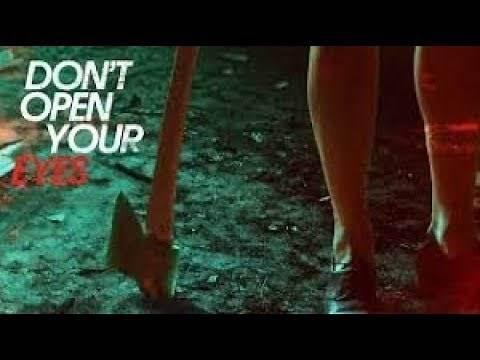 Don't Open Your Eyes (Free Full Movie) Horror l Suspense