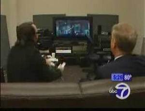 WABC New York - Manhunt 2 A Killer Game.