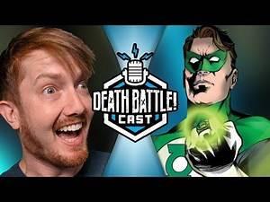 Ben 10 VS Green Lantern Sneak Peek | DEATH BATTLE Cast #127