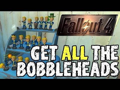 Fallout 4 Bobblehead Location Guide! [PS4 / XBox One / Steam]