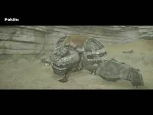 Shadow of the Colossus Remake : 11th Colossus Celosia Bull Map location