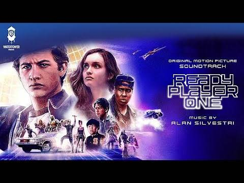 Ready Player One Official Soundtrack | Wade's Broadcast - Alan Silvestri | WaterTower