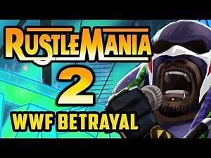 Rustlemania 2: SuperBrawl Saturday III - WWF Betrayal