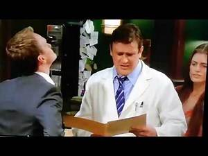 HIMYM - Marshall sabotages Barney's dates