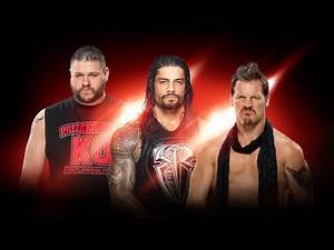 WWE RAW - Uniondale, NY - April 10th, 2017