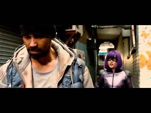 KICK-ASS 2 (2013). FILM CLIP DAVE ASKS MINDY TO TEAM UP