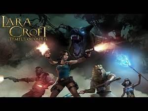Lara Croft and the Temple of Osiris - All Cutscenes