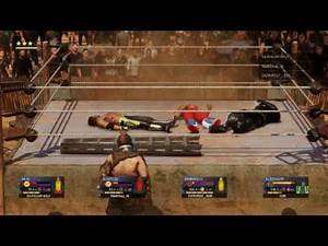 WWE 2K20 freeze glitch is back lol