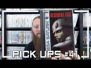 Video Game Pick Ups #41 (Rare PS1, Saturn, & NES Games!) | SicCooper