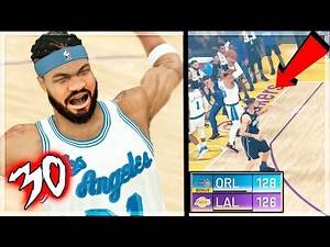 MOST INTENSE OVERTIME GAME EVER! NBA 2K20 MyCAREER - THIS ENDING WILL MAKE YOU CRY! Ep. 30
