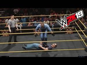 WWE 2K19 - Chuck Norris vs Jean-Claude Van Damme