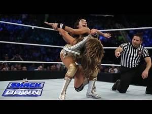 AJ Lee vs. Rosa Mendes: WWE SmackDown, August 1, 2014