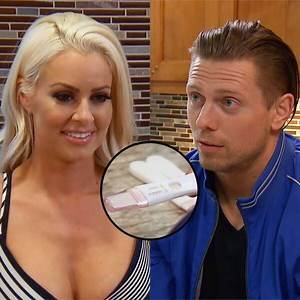 Maryse Reveals She's Pregnant on Total Divas and The Miz's Reaction Is Priceless!