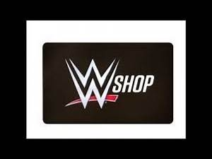 WWE Shop T-Shirt Unboxing #3
